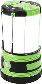 Lepro Linterna de Cámping, Farol de Cámping con 2 Linternas Desmontable, USB Recargable y Batería, Lámpara de Cámping 1000 lm, 4 Modos de Iluminación para Emergencias, Pesca, Cortes de Energía y Más