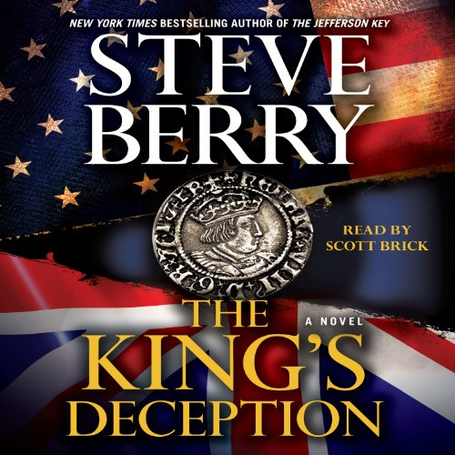 The King's Deception cover art