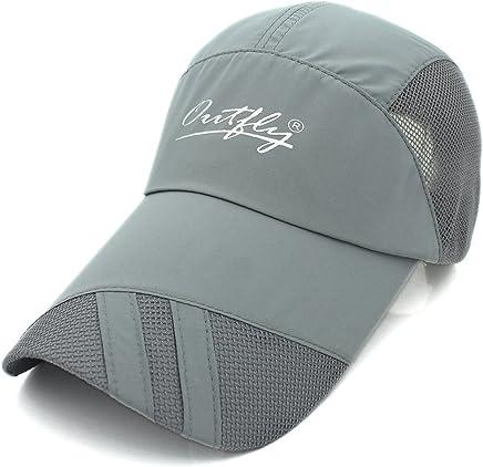 cc138f75a6346 Gracelife Lengthened Brim Cap Unisex Sun Protection Baseball Cap Adjustable  Breathable Long Large Bill Cap