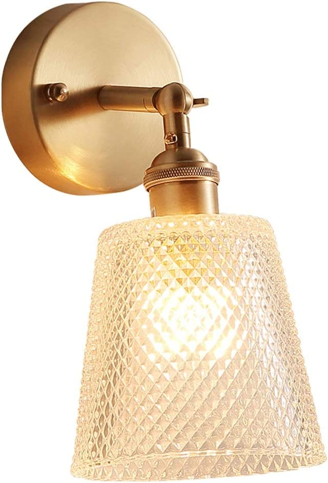 XIANGGUI 1983 Wall Sconce Lighting All items in the store Award Night Copper Light Full LED G