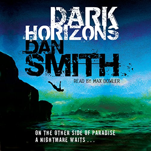 Dark Horizons audiobook cover art