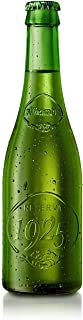 Alhambra Reserva 1925 Cerveza Premium Extra Lager, 6.4% de Volumen de Alcohol - Pack de 24 x 33 cl