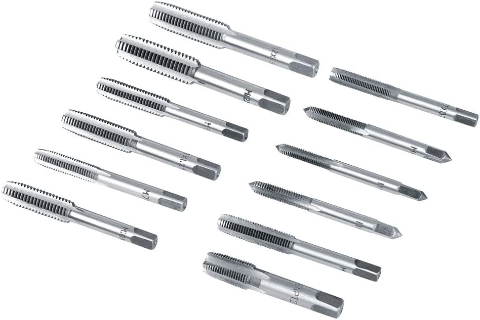 Bargain sale Estink Tap and Die Set 40Pcs Steel Strength Strong Alloy Tulsa Mall Thread