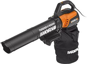 WORX WG510 TURBINEFusion 12 Amp Electric Leaf Blower/Mulcher/Vacuum