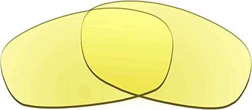 Revant Replacement Lenses for Adidas Evil Eye Pro L A126, Non-Polarized, Trazo Amarillo