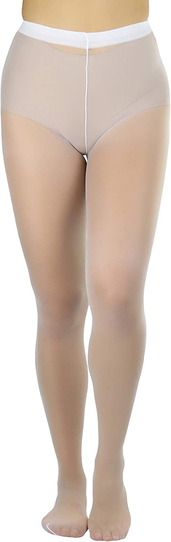ToBeInStyle Women's Backseam Sheer Pantyhose