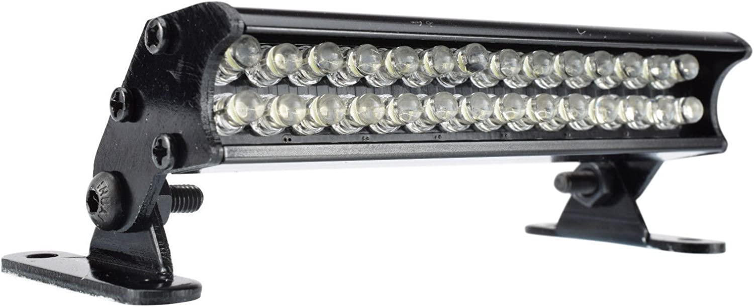 Apex RC Don't miss the campaign Products 28 LED 70mm Max 69% OFF with Light Bar Compatible Aluminum