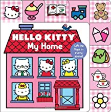 Hello Kitty: My Home Lift-the-Flap Tab (Lift-the-Flap Tab Books)