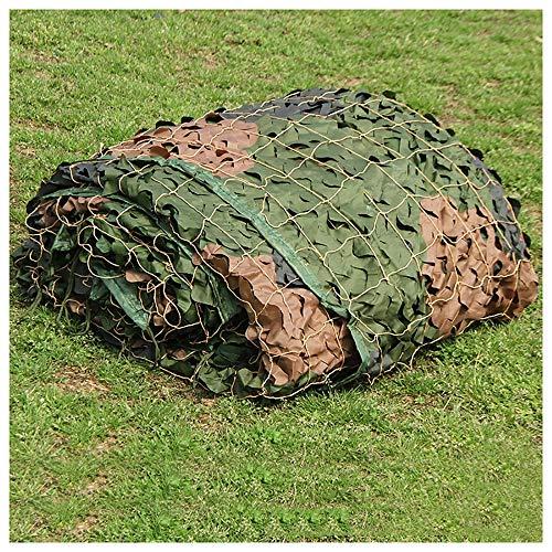 Zonweringnet voor de tuin, HDPE-zonwering, weerbestendig, 95% UV-bestendig, blokkeert zonnezeil, waterafstotend, voor het verduisteren van kostuum bij de jacht voor grote tuin.