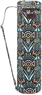Fremous Yoga Mat Bag,Full-Zip Exercise Yoga Mat Carry Bag for Women and Men - Double Storage Pocket,Easy Access Zipper, Ad...