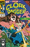 Mutant Misadventures of Cloak And Dagger, The #18 FN ; Marvel comic book