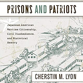 Prisons and Patriots audiobook cover art
