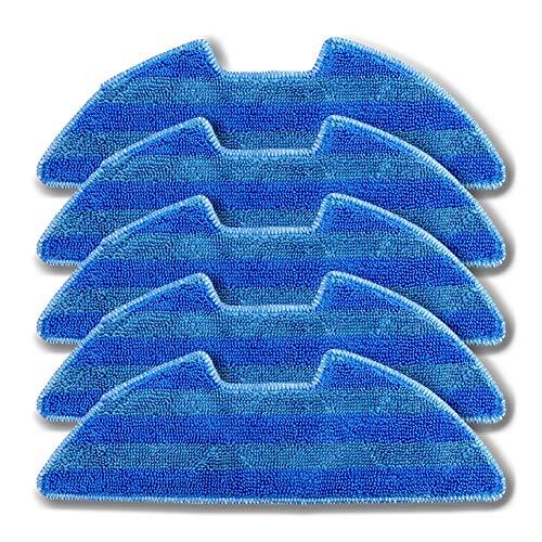Blaupunkt BPK-BHXPW1 Bluebot Saugroboter Zubehör-Set XPOWER 5-teilig, Polyester