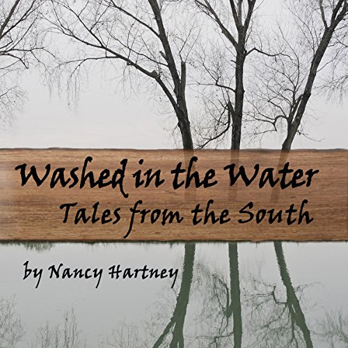 Washed in the Water audiobook cover art