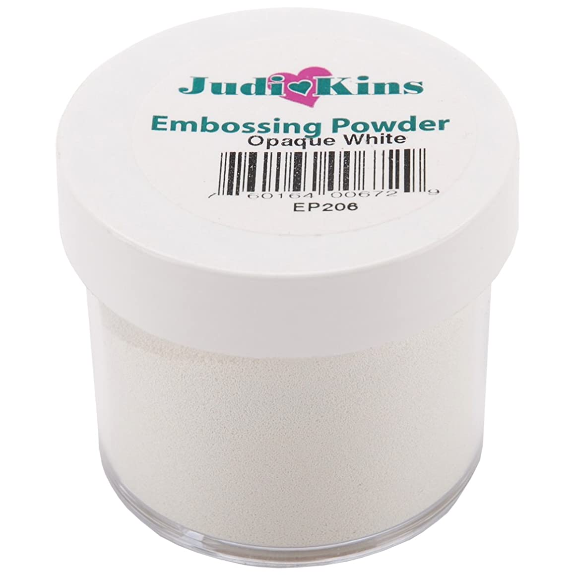 Judikins EP2-06 Embossing Powder, 2-Ounce, Opaque White