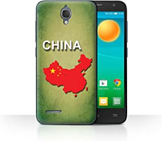 STUFF4Phone Case/Cover/Skin/alcidl2m/Flag Naciones Collection Chine/Chinois