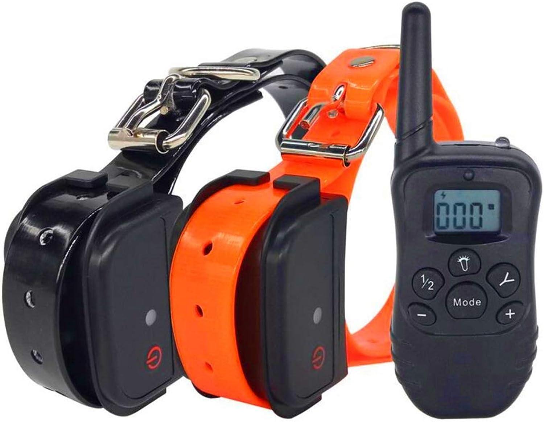 BAOYIT Rechargeable Bark Collar, Bark Stopper Good Behavior Dog Training (Size   1V2)