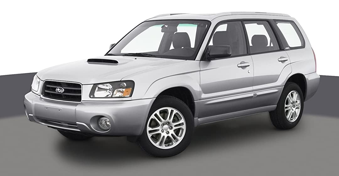 2004 subaru forester reviews images and specs vehicles. Black Bedroom Furniture Sets. Home Design Ideas