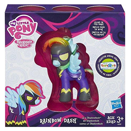 My Little Pony (MY LITTLE PONY) Limited Rainbow Dash as Shadowbolt (japan import)