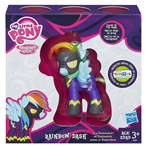 My Little Pony Friendship is Magic Limited Exclusive Rainbow Dash as Shadowbolt