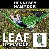 (ヘネシーハンモック) Hennessy Hammock リーフハンモック 12880020018000