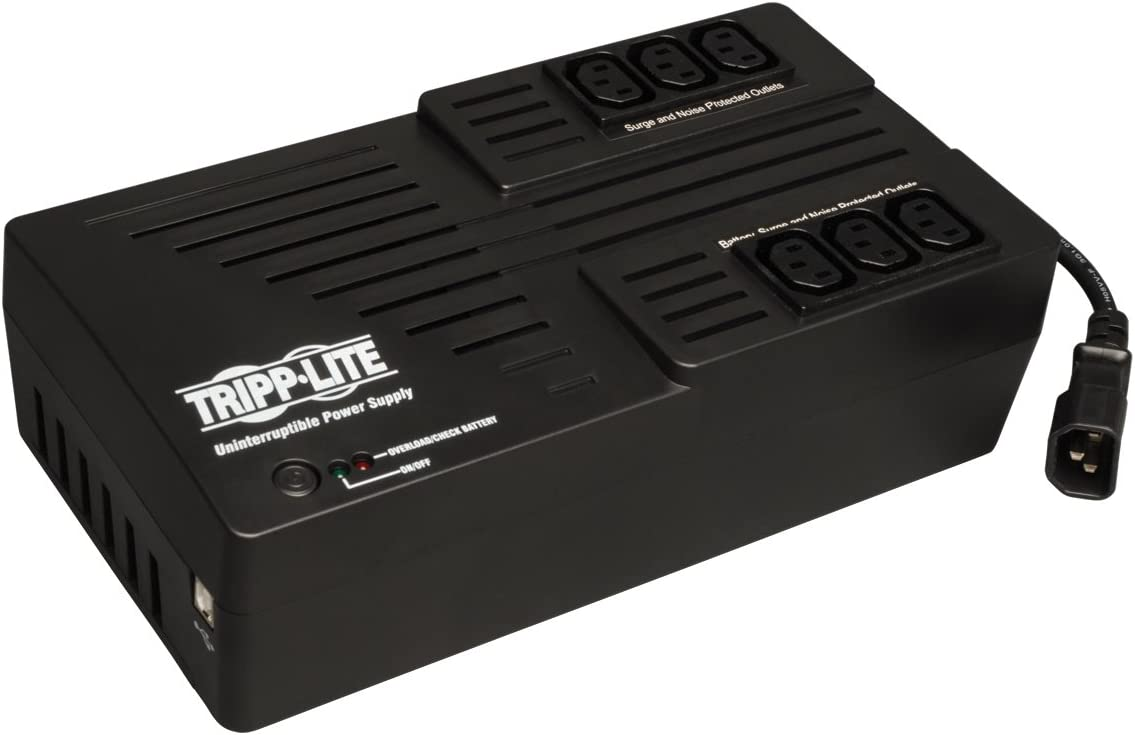 Tripp Lite AVRX550U 550VA 300W UPS International Battery Back Up AVR 230V RJ11 C13