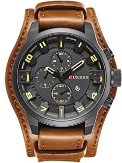 Curren men wristwatch