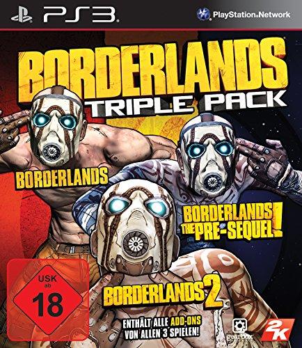 Borderlands: Triple Pack - [PlayStation 3]