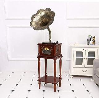 $1168 » CHUXJ Vintage Retro Classic Gramophone Phonograph Shape Stereo Speaker Sound System Music Box Audio Blue Tooth