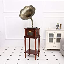 $1168 » CHUXJ Vintage Retro Classic Gramophone Phonograph Shape Stereo Speaker Sound System Music Box Audio Blue Tooth