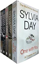 A Crossfire Novel 5 Books Collection Set By Sylvia Day (One With You, Captivated By You, Entwined With You, Reflected In Y...