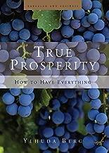 Best true prosperity yehuda berg Reviews