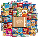Snack Chest Bulk Sampler Includes An Assortment Of Savory Snacks Perfect to take a variety of snacks on the go: to lunch events, picnics and outing events Relive your childhood moments with the Snack Chest Care Package A great party box for all occas...