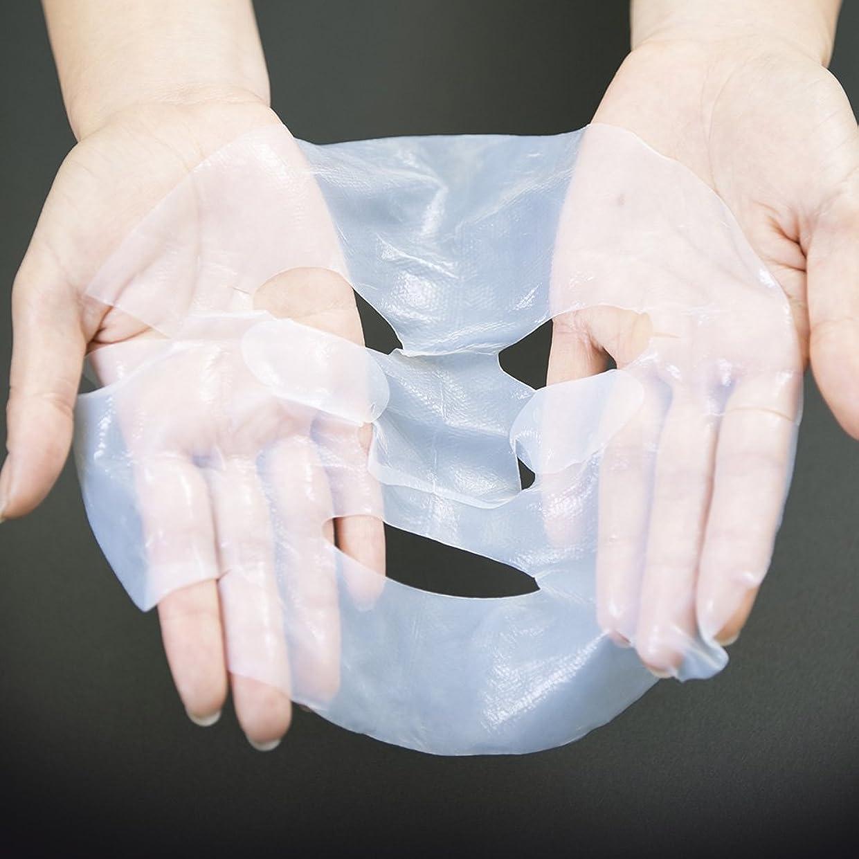 破壊ノイズ歯痛ヒト幹細胞化粧品 ディアガイア フェイスパック 5枚セット