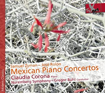 Mexican Piano Concertos