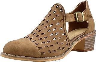 Zanpa Women Classic Brogue Shoes