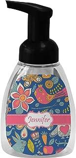 RNK Shops Owl & Hedgehog Foam Soap Dispenser (Personalized)