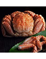 特大 毛蟹 [姿/1.0kg前後] 毛ガニ 蟹 かに お歳暮 内祝い