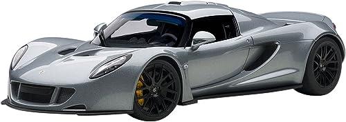 marca famosa AUTOART 75402 hennessey arul arul arul GT Spyder 2010 plata  promociones de descuento