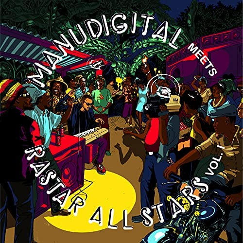 Manudigital & Rastar All Stars