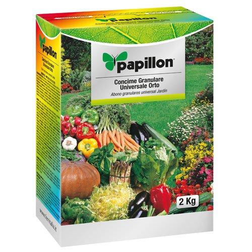 Abono Grano Papillon Universal / Huerto 2 Kg: Amazon.es: Jardín