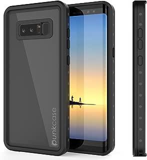 Galaxy Note 8 Waterproof Case, Punkcase [StudStar Series] [Slim Fit] [IP68 Certified]..