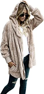 Womens Coats Winter Long Jacket Hoodies Parka Outwear Cardigan Coat