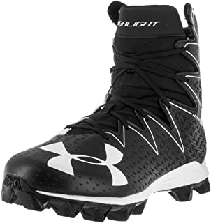 Under Amour Men's Highlight Rubber Molded Football Cleats