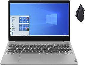 "2021 Newest Lenovo IdeaPad 3 15.6"" HD Touch Screen Laptop, Intel Quad-Core i5-1035G1 Up to 3.6GHz (Beats i7-8550U), 12GB D..."