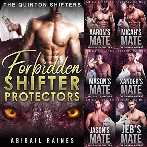Forbidden Shifter Protectors Titelbild