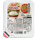 アイリスオーヤマ パック ごはん 秋田県産 あきたこまち 低温製法米のおいしいごはん 非常食 米 レトルト 180g×24個