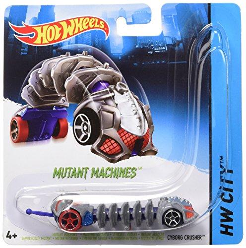 Hot Wheels BBY78 - Mutant Machines Fahrzeuge, Sortiert, Spielzeug ab 4 Jahren