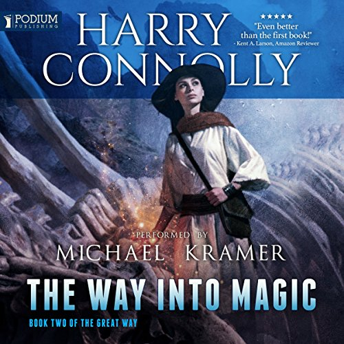 The Way into Magic audiobook cover art