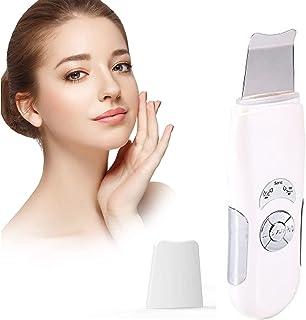 Ultrasone huidwasser, multifunctionele gezichtsreiniger Huidscrubber, poriënreiniger, poriën- en mee-eterreinigingsapparaa...